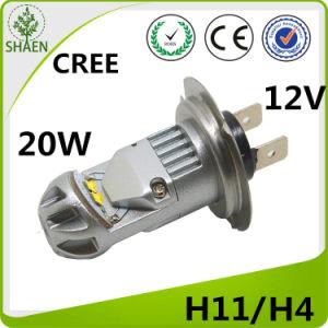 CREE H4 LED Car Light LED Car Fog Bulb 20W pictures & photos