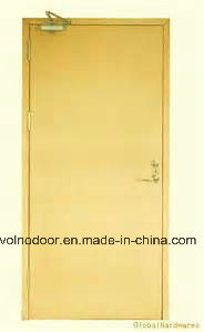Diverse Style Steel Fire Door with UL Certified American Standard Armoured Door pictures & photos