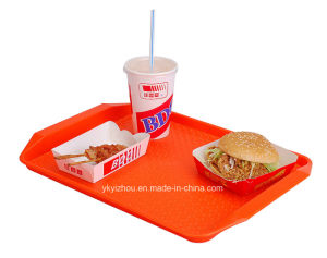 Plastic Food Tray / Restaurant Serving Tray pictures & photos
