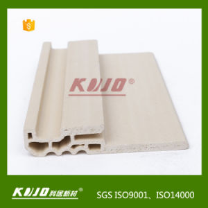OEM/ODM WPC Waterproof Solid Skirting (PT-8015C) pictures & photos