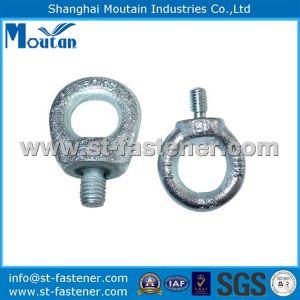 Carbon Steel Zinc Plated DIN580 Eye Bolt