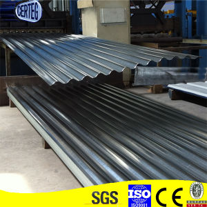 0.3mm Corrugated Steel Roofing Sheet for Warehouse