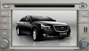 Touch Screen Special Car DVD Player for Roewe W5 with Bluetooth, GPS Navigation