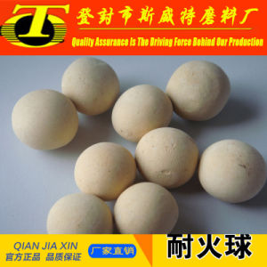 as Heat Transformer in Iron and Steel Industries Refractory Ceramic Ball pictures & photos