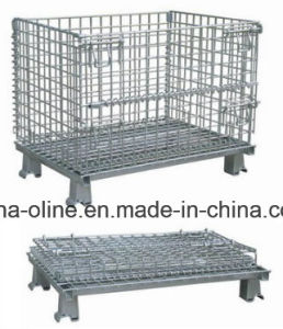 Metal Wire Mesh Container (800*500*540) pictures & photos