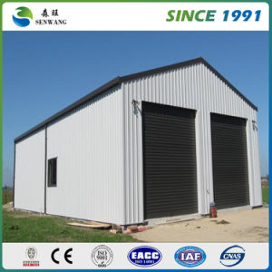 China Supplier Light Steel Construction Design Prefabricated Workshop Large Span Steel Structure Warehouse pictures & photos