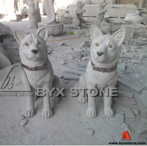 Granite Animal Stone Carving Sculpture / Statue for Outdoor Garden pictures & photos