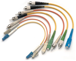 OEM CATV Networks Sc-FC/APC Dulplex Mulitmode 2.0mm Fiber Optic Patch Cord pictures & photos