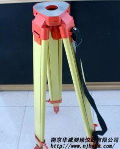 High-Quality General Dumpy Level Wooden Tripod