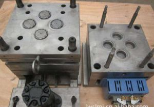 Plastic Cap Injection Mold pictures & photos