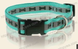 Reflective Printed Nylon Dog Collar, Pet Collar (YD129) pictures & photos