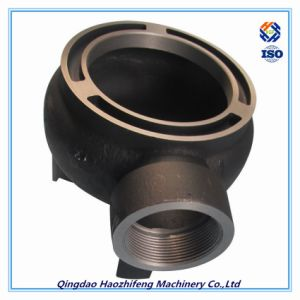 Carbon Steel Pump Fitting Saddle by Investment Casting pictures & photos