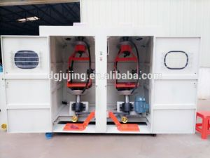 Vertical Double Bobbin Cable Wire Back Twist Stranding Machine pictures & photos
