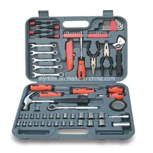 Hot Sale-Professional 77PCS Socket Wrench Tool Set (FY1077B) pictures & photos