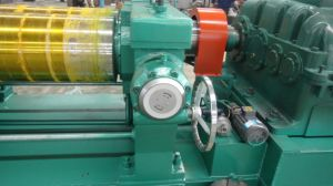 Two Roll Open Rubber Mixing Mill (XK-450) pictures & photos