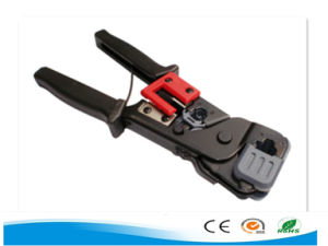 Network Tool for Crimping Modular Plug, RJ45, Rj12, Rj11 pictures & photos
