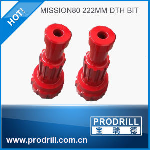 222mm Mission80 DTH Button Bit pictures & photos