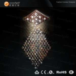 Crystal Chandelier Lamp Warm White Color (OM9113) pictures & photos