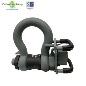 25t/250kn Wireless Shackle Type Load Cell for Shipyard and Heavy Industry pictures & photos