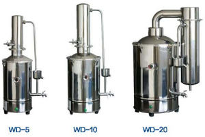 Biobase High Quality Electric-Heating Water Distiller pictures & photos