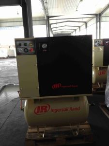 Ingersoll Rand Rotary Screw Air Compressors (UP6-5 UP6-7 UP6-10 UP6-15) pictures & photos