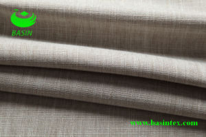 Polyester Imitation Linen Sofa Fabric (BS6044) pictures & photos