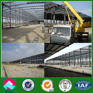 Uzbekistan Logistics Steel Structure Warehouse (XGZ-SSB160) pictures & photos