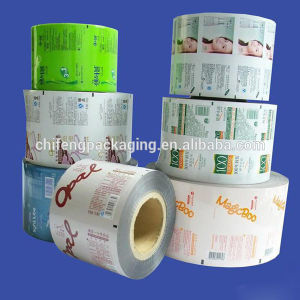 Plastic Film Roll for Hotel Shampoo Packing pictures & photos