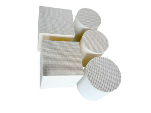 Rare Earth Catalyst -Coated Honeycomb Ceramic Carrier (industrial catalysts) pictures & photos
