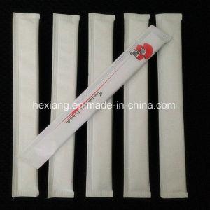 High-Quality Bulk Customized Logo 24cm Chopstick OPP Pack pictures & photos