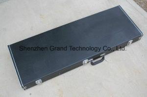 Wholesales Black Electric Guitar Rectangle Hardcase (GC-R) pictures & photos