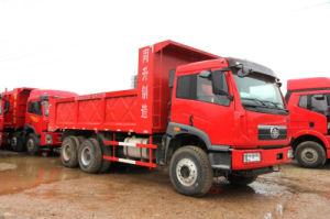 Hot Sale in Africa Faw Dump Truck