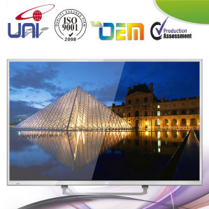 2016 Best Viewing Angle USB Smart LED TV pictures & photos