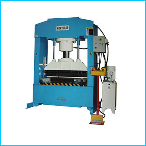 Mdyy Power Operated Hydraulic Press