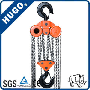 20t Manual Hoist with Chain Lifting Equipment pictures & photos