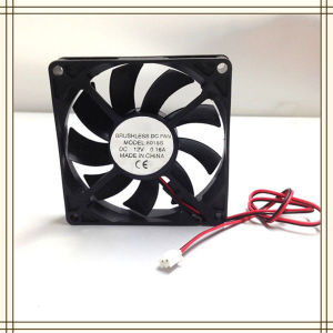 DC Fan 80X80X15mm Manufacture/Supplier From China