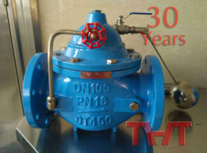 Float Control Valve for Tank Remote Control Float Valve pictures & photos