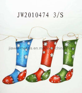 Christmas Stocking Hanging (JW10474)