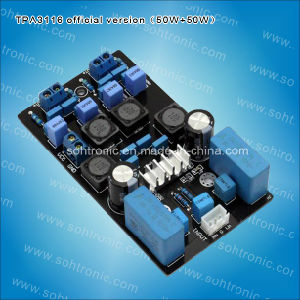 Tpa3116 Official Version (foreign circuit) Amplifier Board 50W+50 Amplifier Module pictures & photos