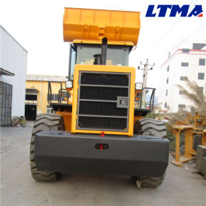 3m3 Bucket Capacity 5 Ton Front End Wheel Loader with Ce pictures & photos