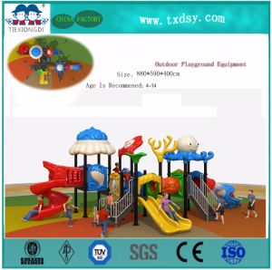2017 Children Amusement Outdoor Playground Equipment Txd16-Hoc007 pictures & photos