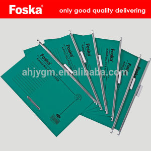 Hot Sale A4/FC Paper Hanging File pictures & photos