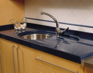 Solid Surface Counter Top (TRI-2374)