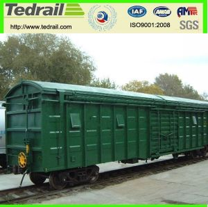 High-Capacity Customized Covered Wagon pictures & photos