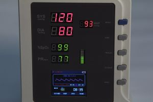 CE Approved 2.8 Inch 3-Parameter Patient Monitor (RPM-6000A) -Fanny pictures & photos