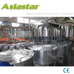 Automatic Ce Standard Liquid Bottled Water Filling Machine pictures & photos