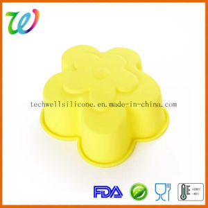 Set of 4 Different Shape Silicone Funny Mini Cupcake Liners pictures & photos