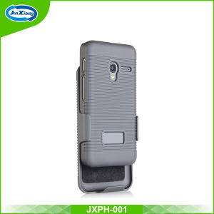 High Quality Holster Combo Case for Alcatel 4003 a with Strong Belt Clip pictures & photos
