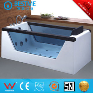 New Arrival Whirlpool Massage Bathtub with Nice Price (BT-313) pictures & photos