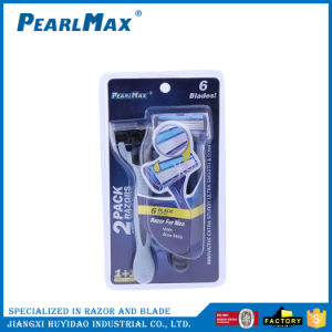 Best Selling Attractive Style Plastic Men Safety Razors blade on Sale pictures & photos